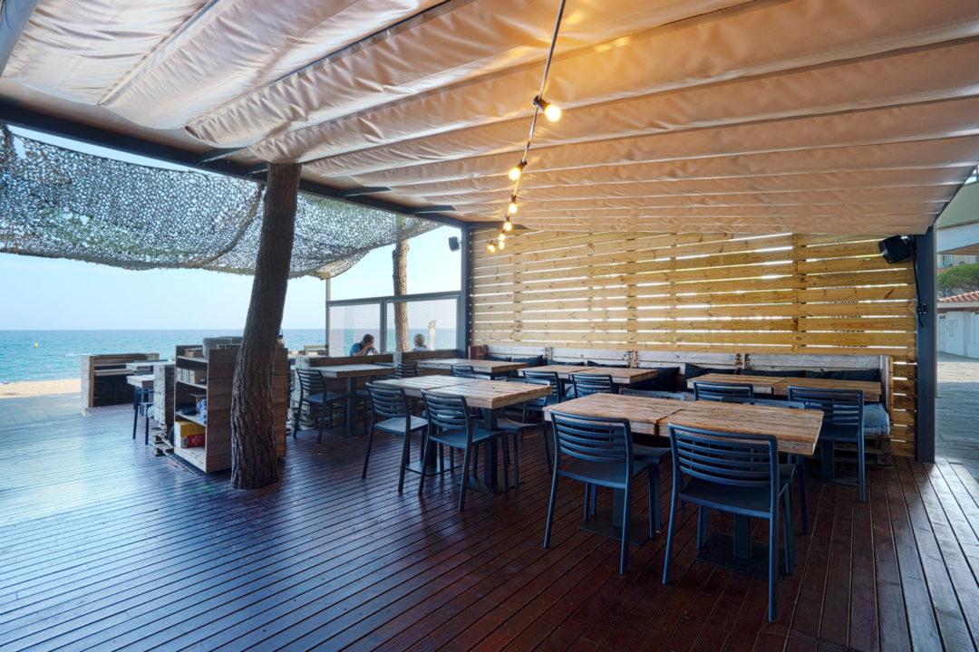 Restaurante 92 en Platja d'Aro
